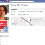 Cómo combinar tu página de Facebook con Facebook Lugares.