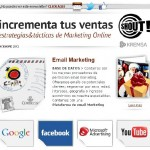 Base de datos de subscriptores de prensa online